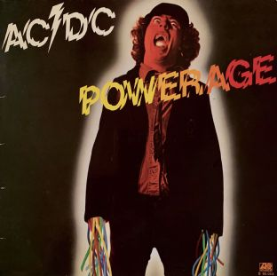 AC/DC - Powerage (LP) (G+/G+)